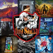 Image of IRON SHIELD Records
