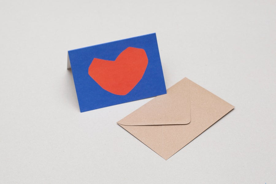 Image of CARTE  . AMOUR .