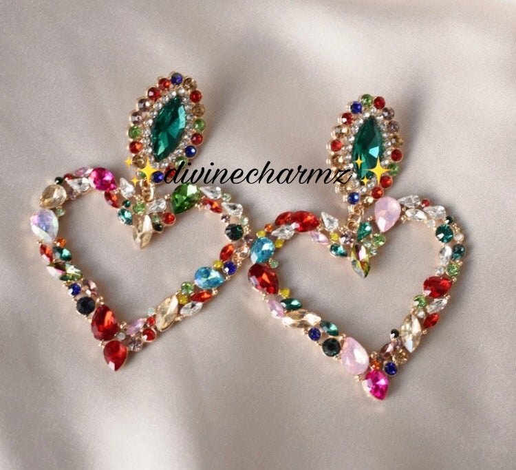 Image of Fancy Hearts