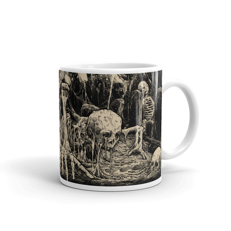 Image of Graveyard Coffee Mug