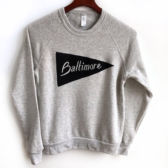 Image of BALTIMORE SWEATSHIRT