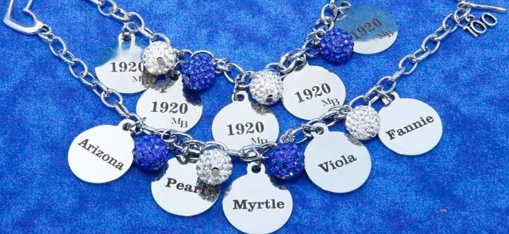Image of A Turn of A Century Charm Bracelet