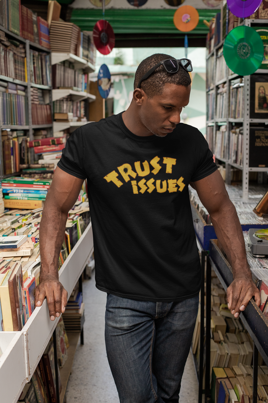 Image of Trust Issues Movie Unisex Tee