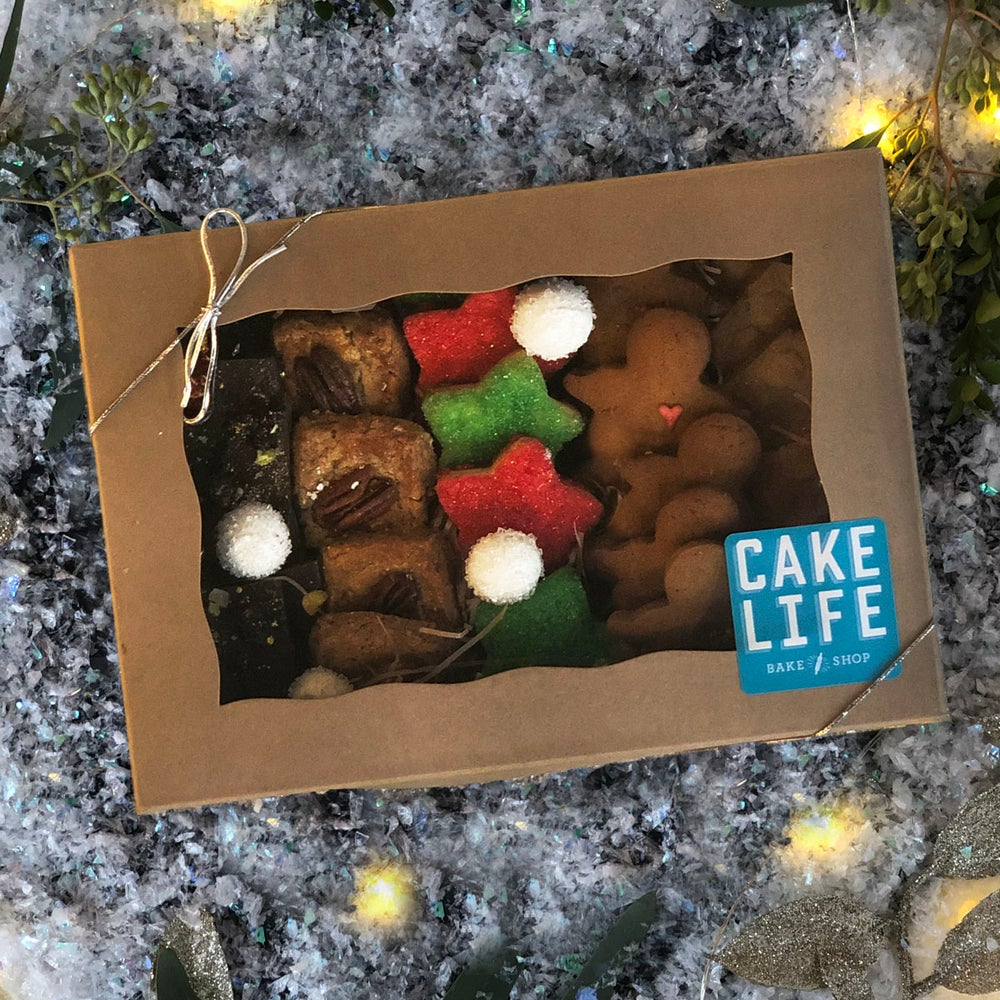 Image of Holiday Cookie Box