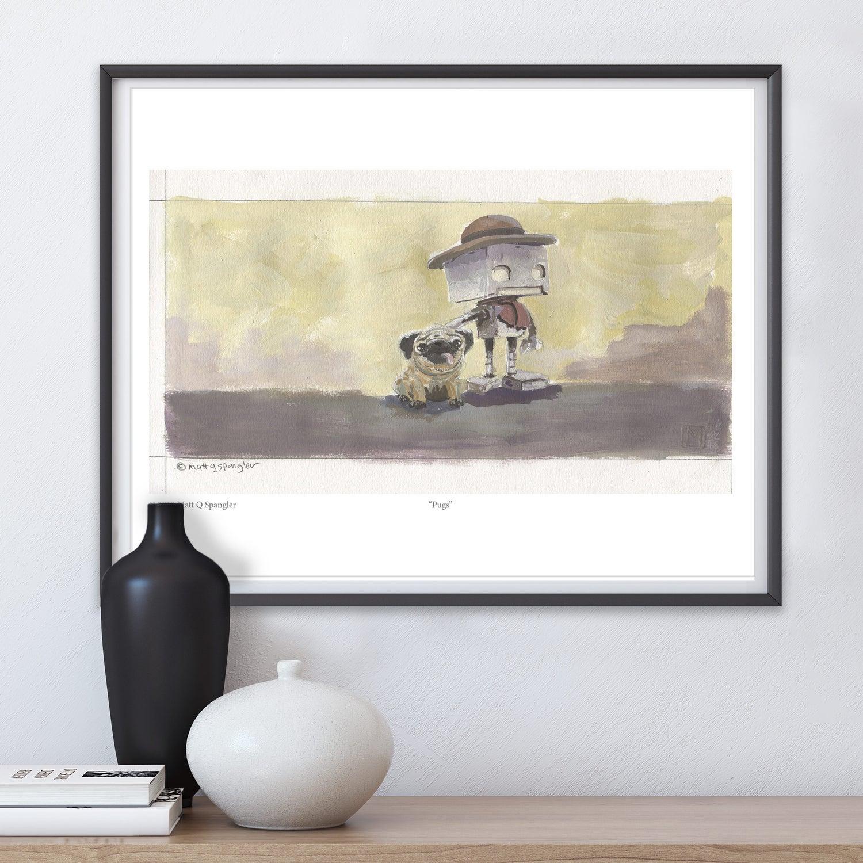 Image of Pugs