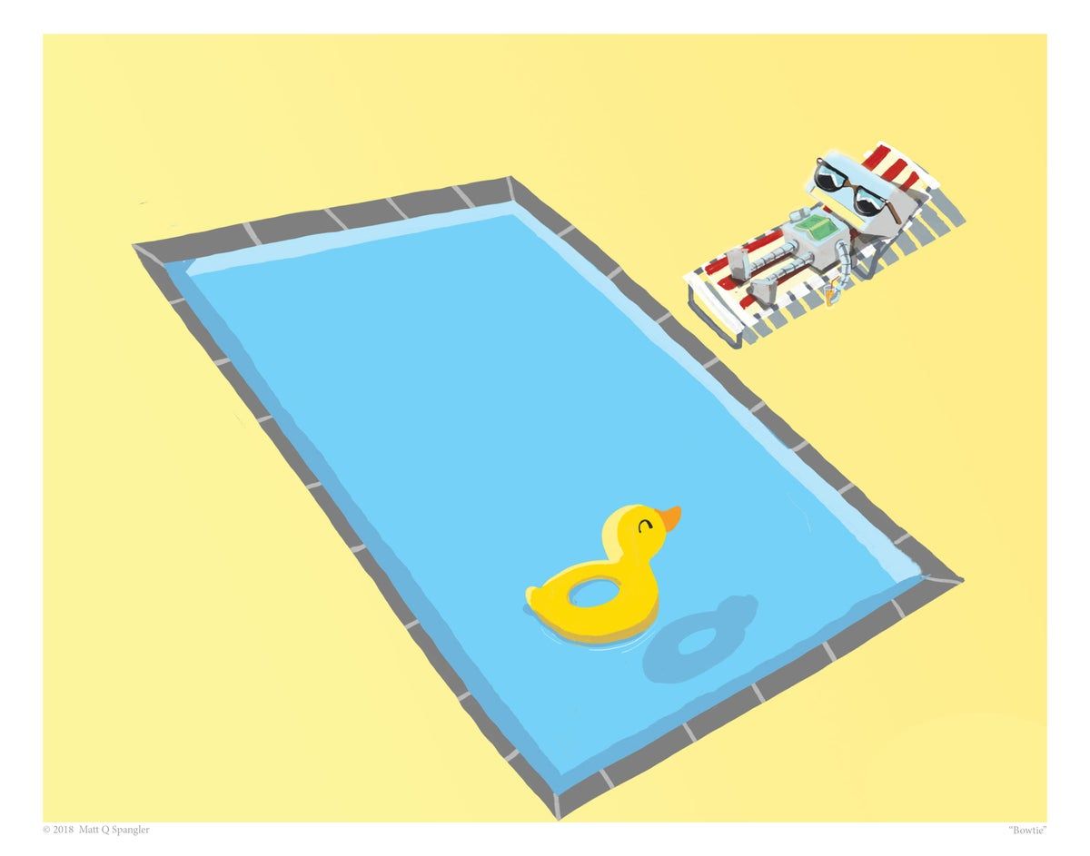 Image of Pool Day