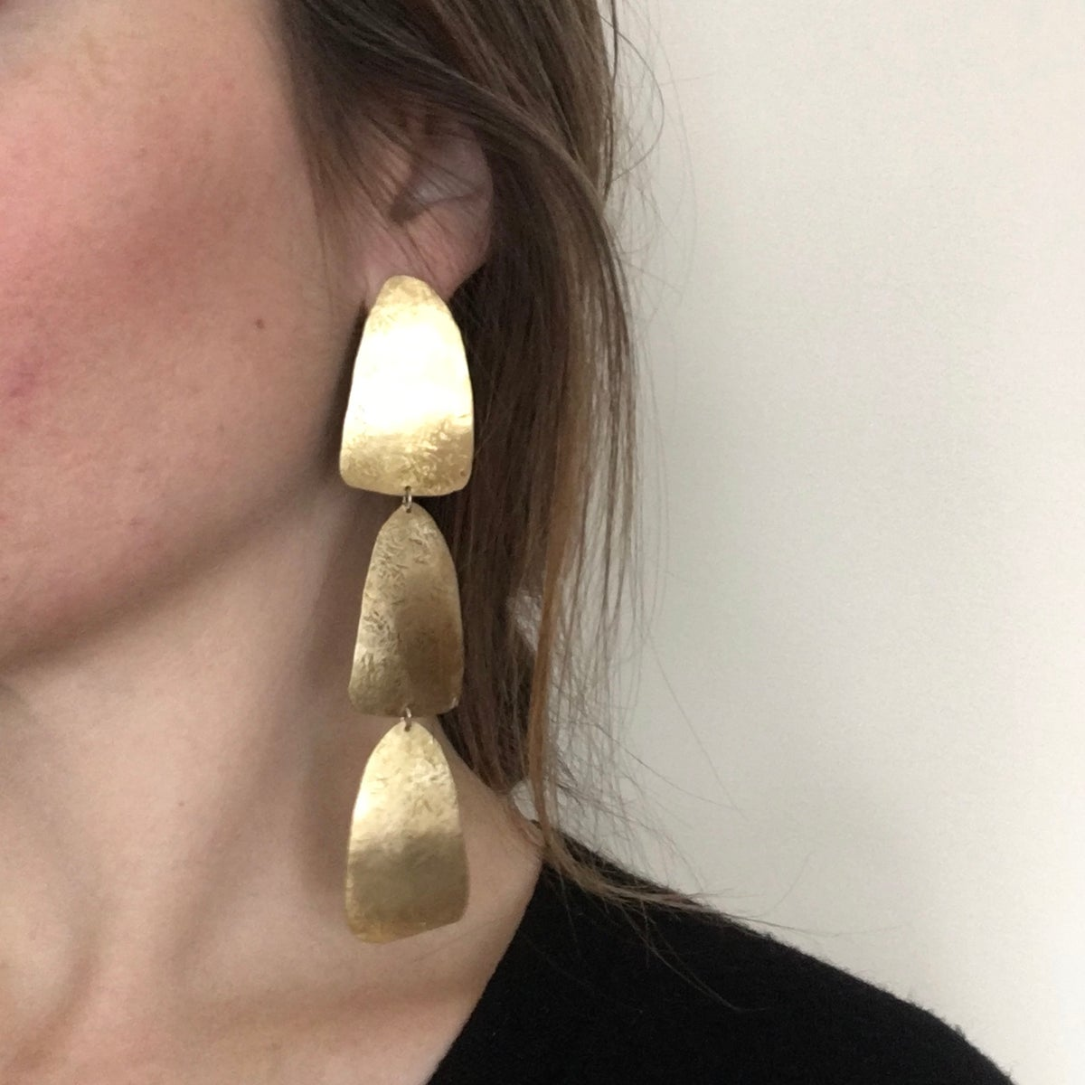 Image of XL hills earring