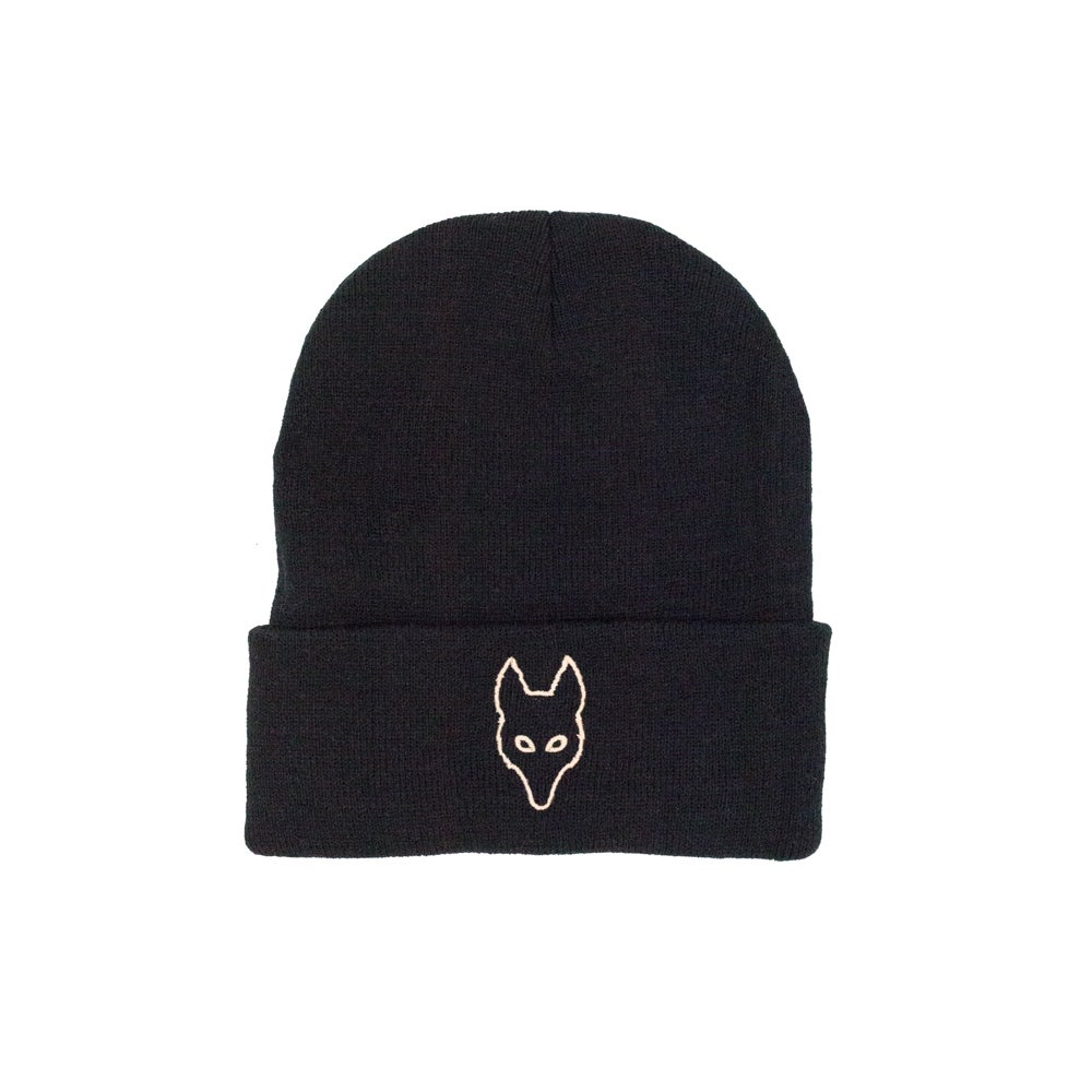 Image of We.R.Wolves Night Wolf Knit Toque