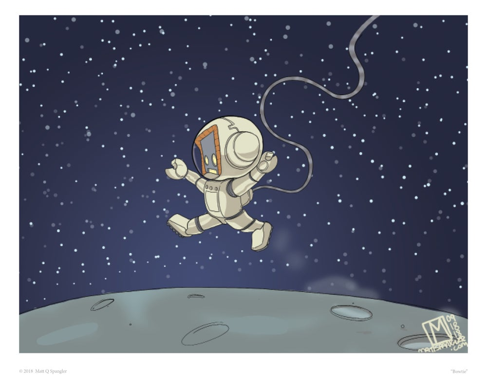 Image of Space Jump