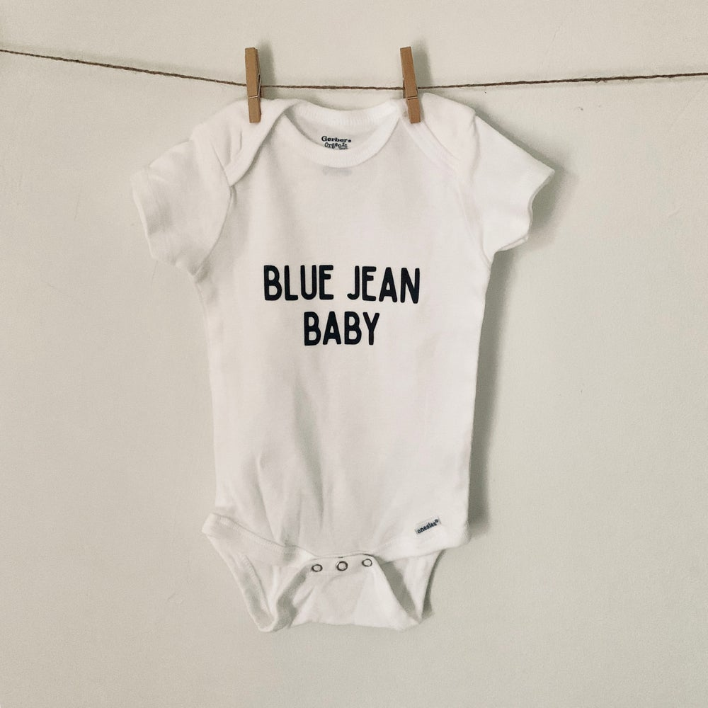 Image of Blue Jean Baby