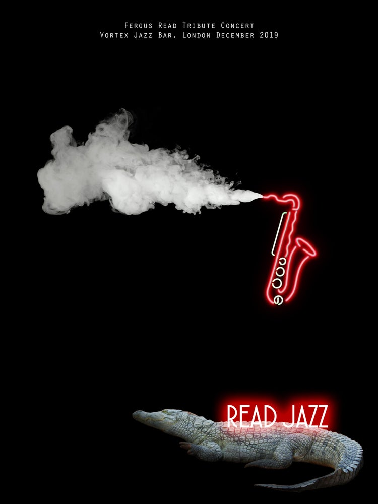Image of Read Jazz Poster