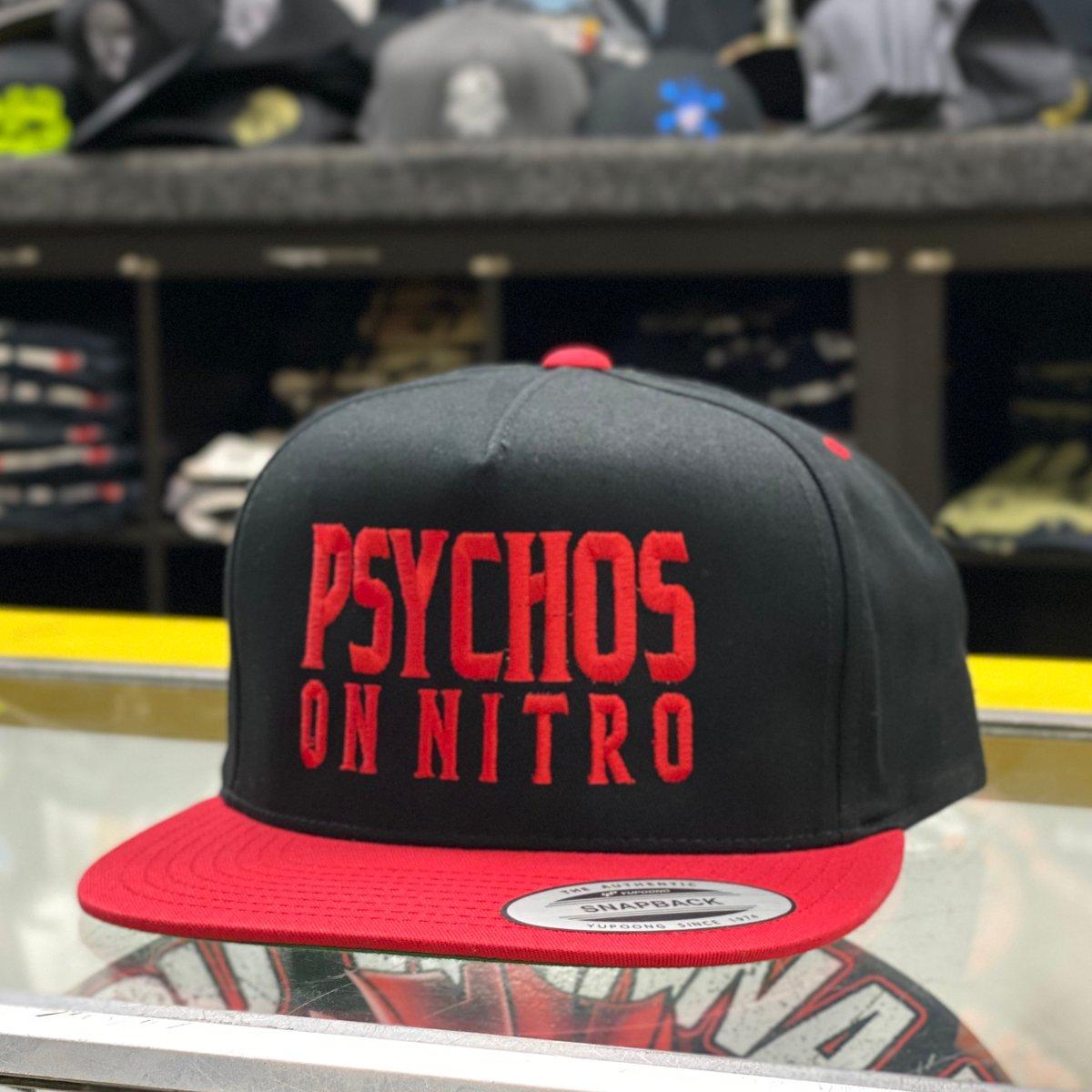 Image of PSYCHOS ON NITRO SnapBack