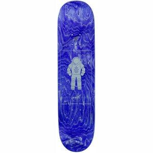 "Image of Habitat NASA Skateboard Deck - Delatorre - 8.18"""