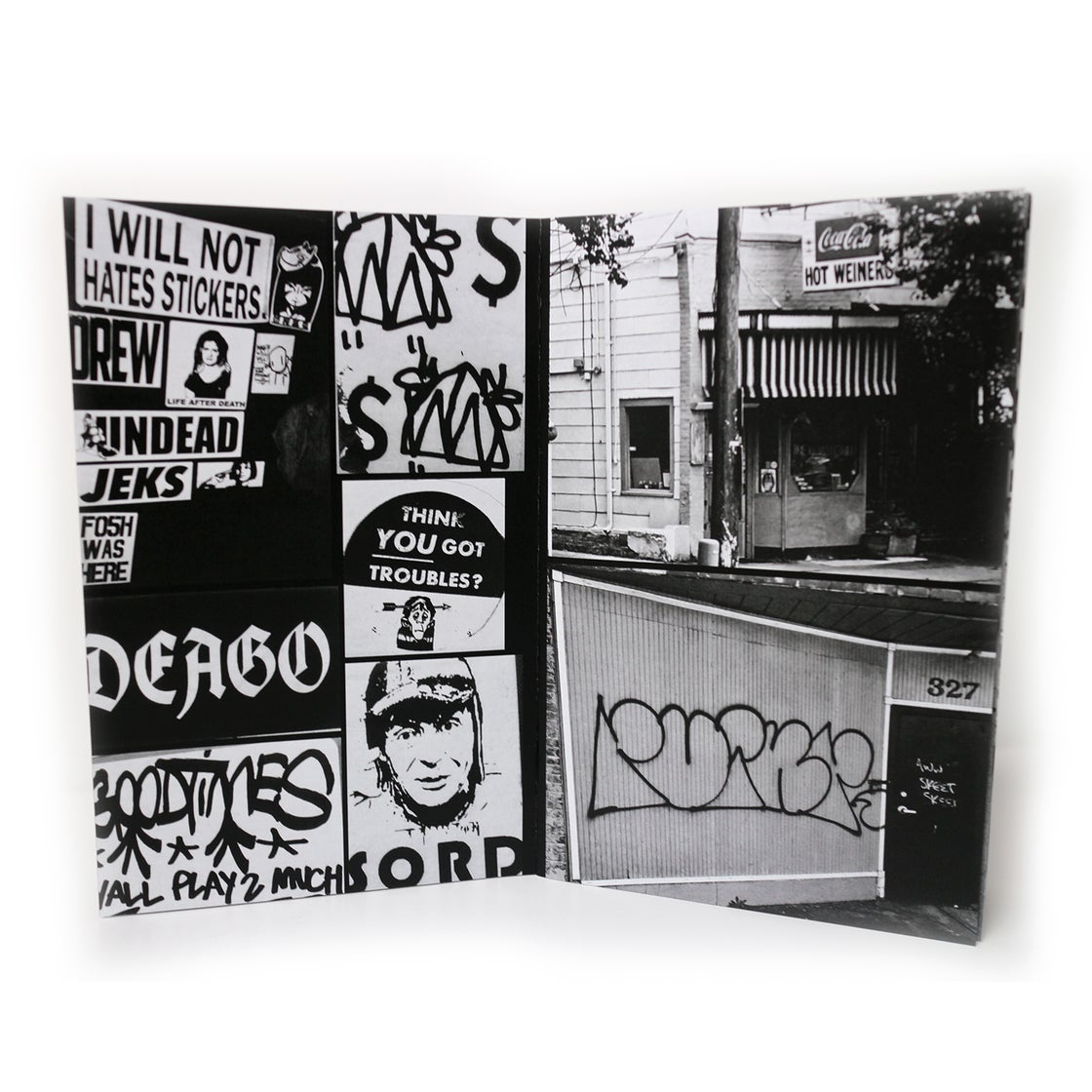 Image of IN THE CUT, VOL. 1 & 2 - NOWAY JOSE