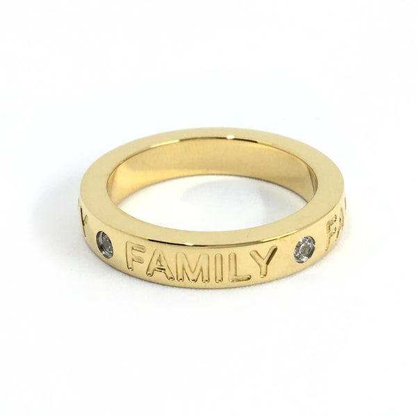 Image of Ring FAMILY GOLD