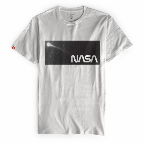 Image of Habitat NASA Stardust T-Shirt - White