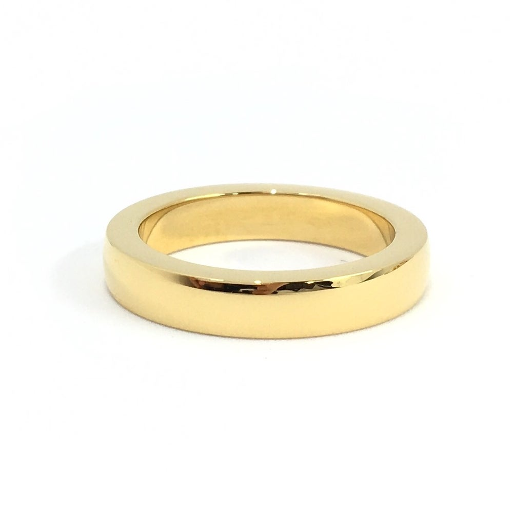 Image of Steckring SHINE 4 mm gold
