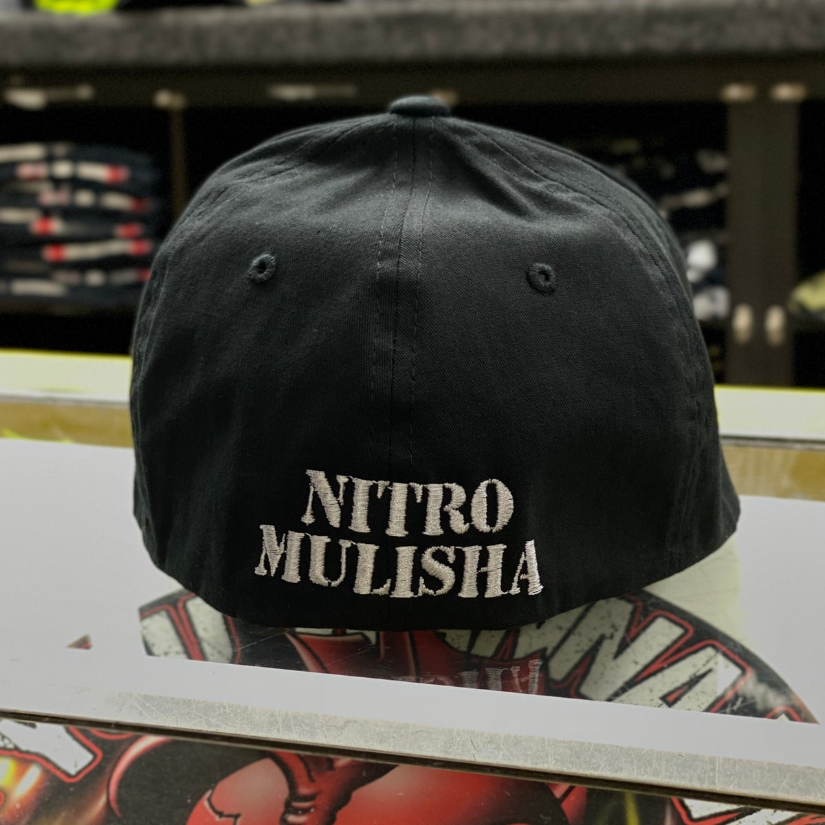 "Image of Nitro Mulisha ""Jarhead"" Hat"