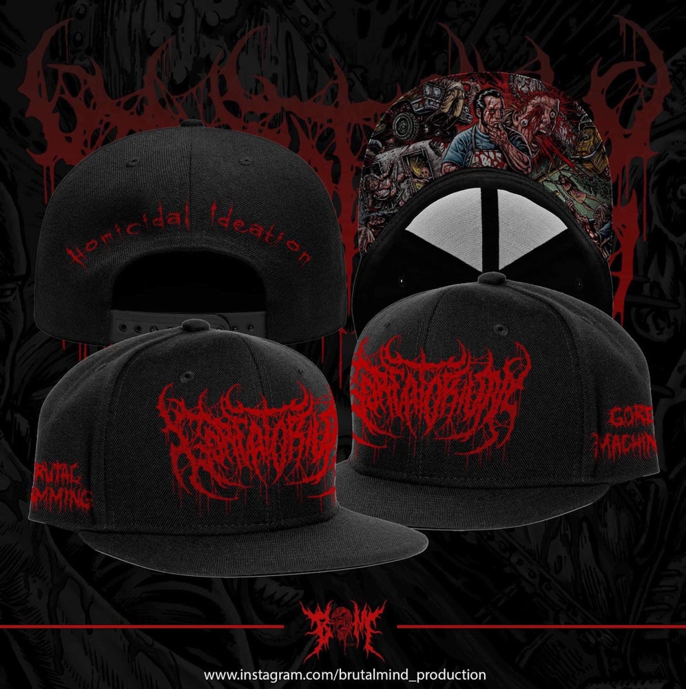 Image of Goreatorium: Homicidal Ideation Snapback