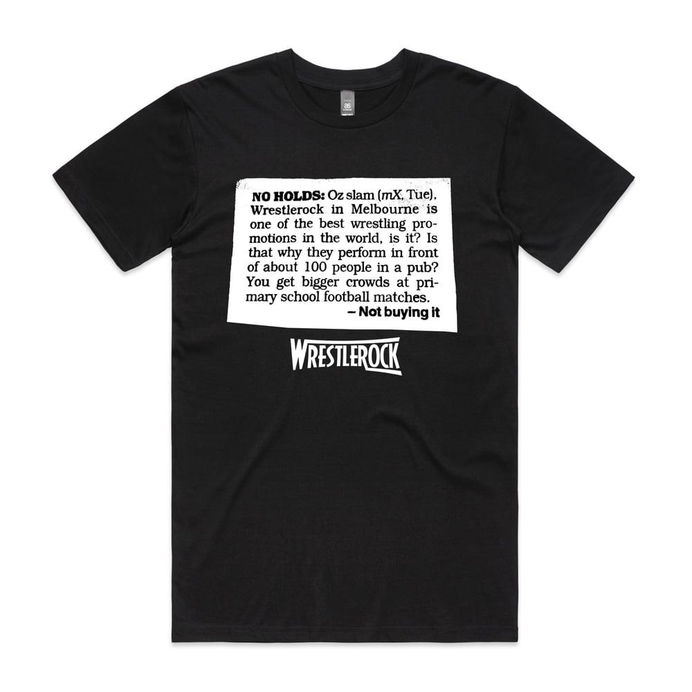 Image of Wrestlerock - Not Buying It Tee