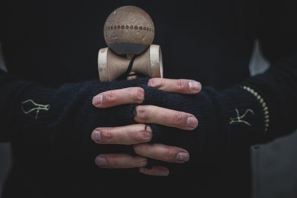 Image of GT winter sesh gloves