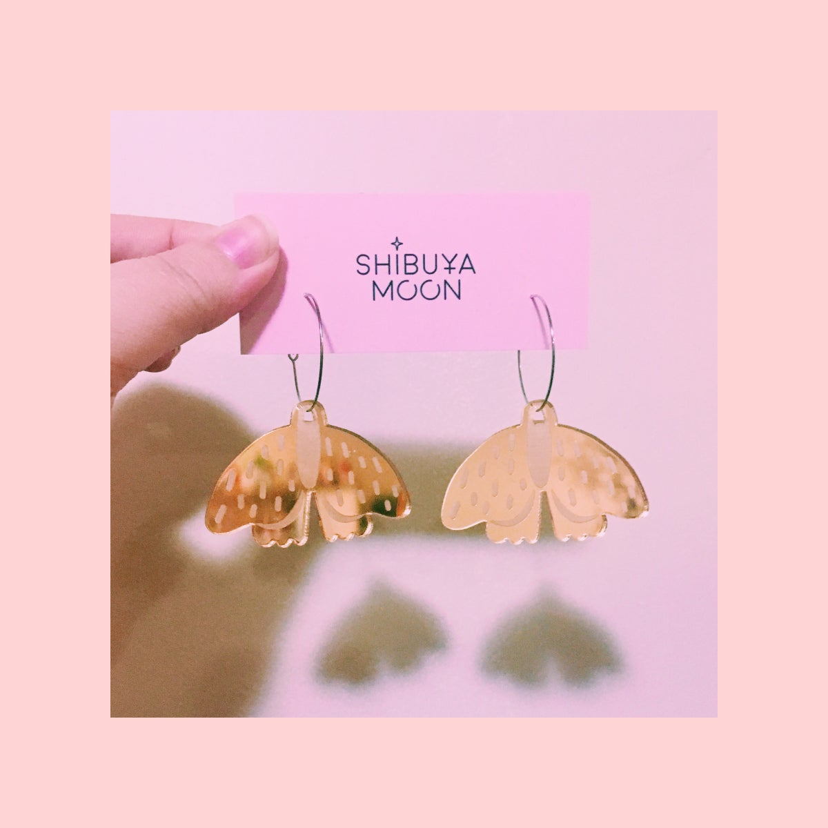 Image of Forest Moth (Gold)