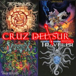 Image of CRUZ DEL SUR Records [Updated 12/15/19]
