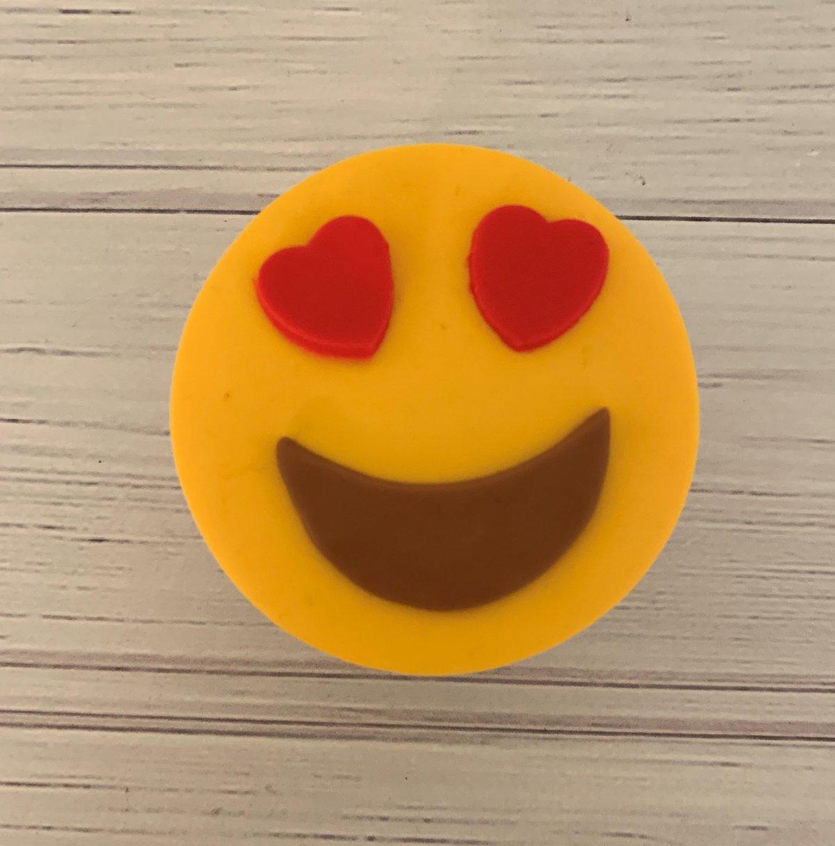 Image of Emoji Cupcakes - pack of six