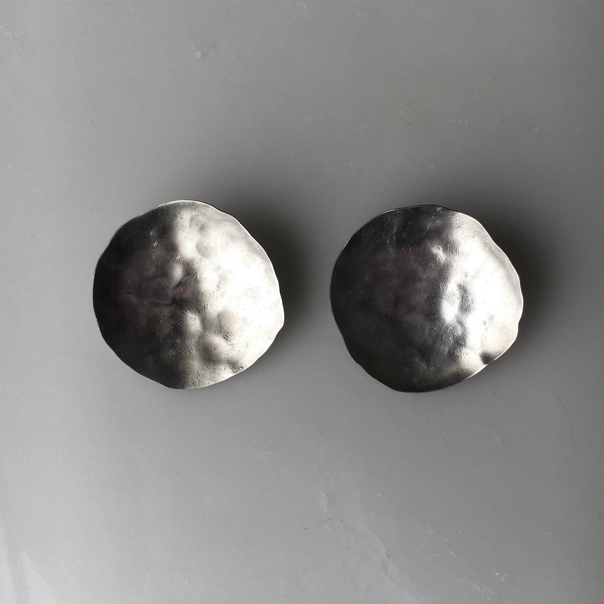 Image of luna earring sterling
