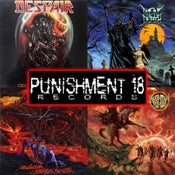 Image of PUNISHMENT 18 Records