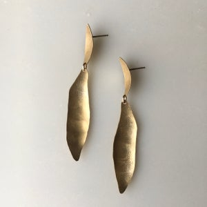 Image of autumn earring