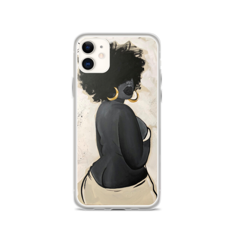 Image of Hoops Collection ONE iPhone Case