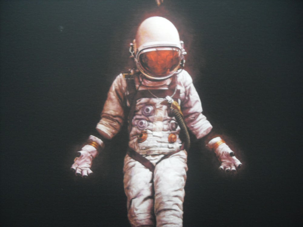"Image of JEREMY GEDDES ""FALL"" - PRINT EDITION - 42CM X 44CM"