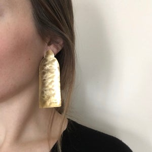 Image of XL way earring