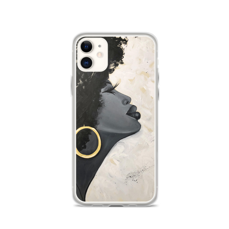 "Image of Hoops Collection ""Three"" iPhone Case"