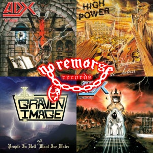 Image of NO REMORSE Records [Updated 12/15/19]