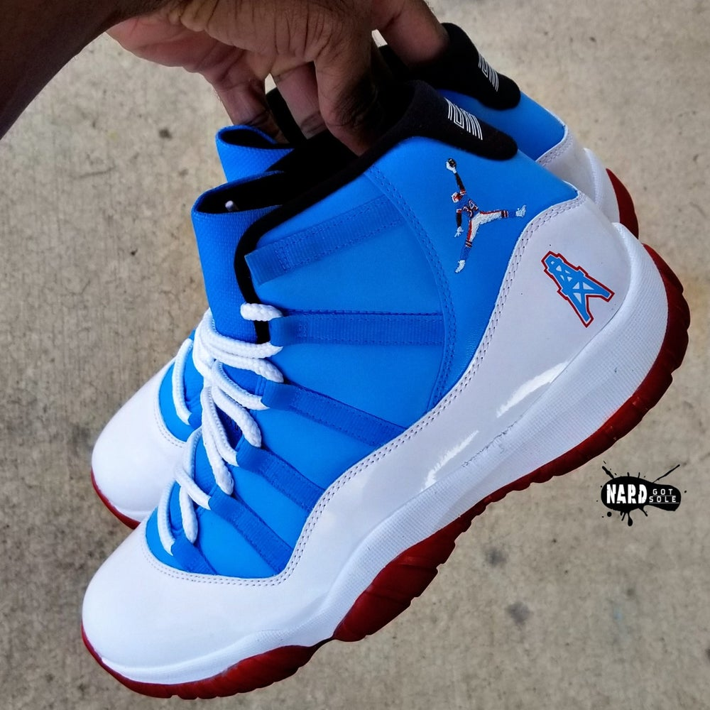 Image of Houston Oiler 11's