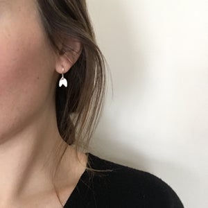 Image of ash earring