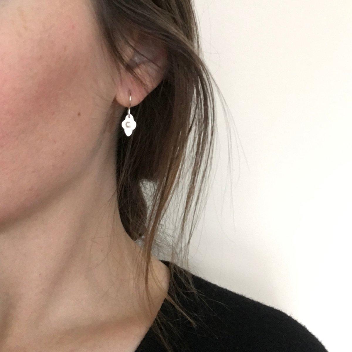 Image of posy earring