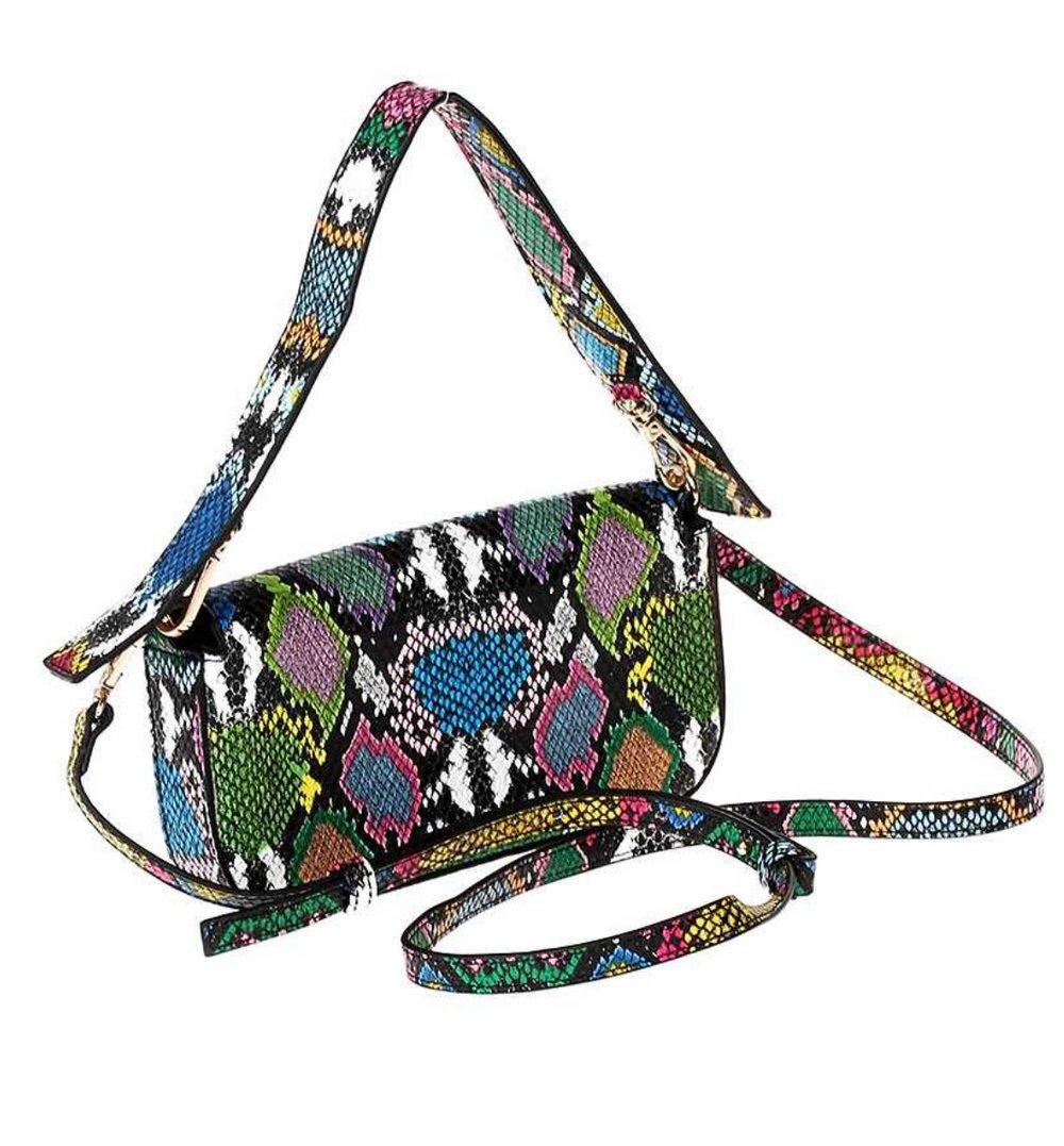 Image of Python Vibe Handbag