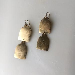 Image of gemini earring