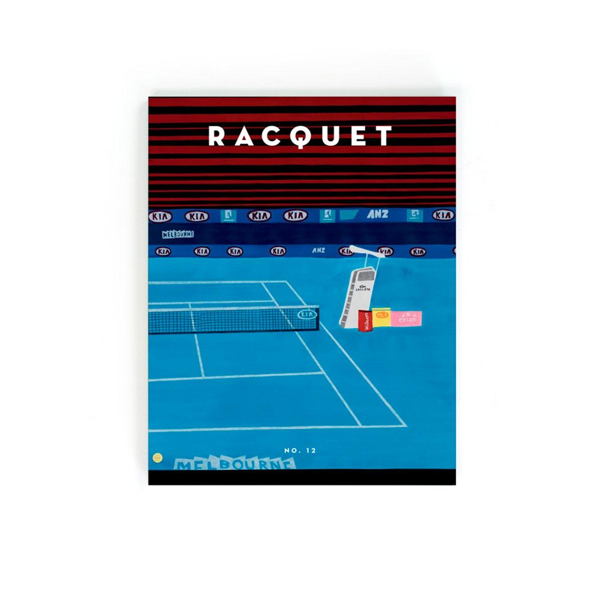 Image of Racquet Magazine