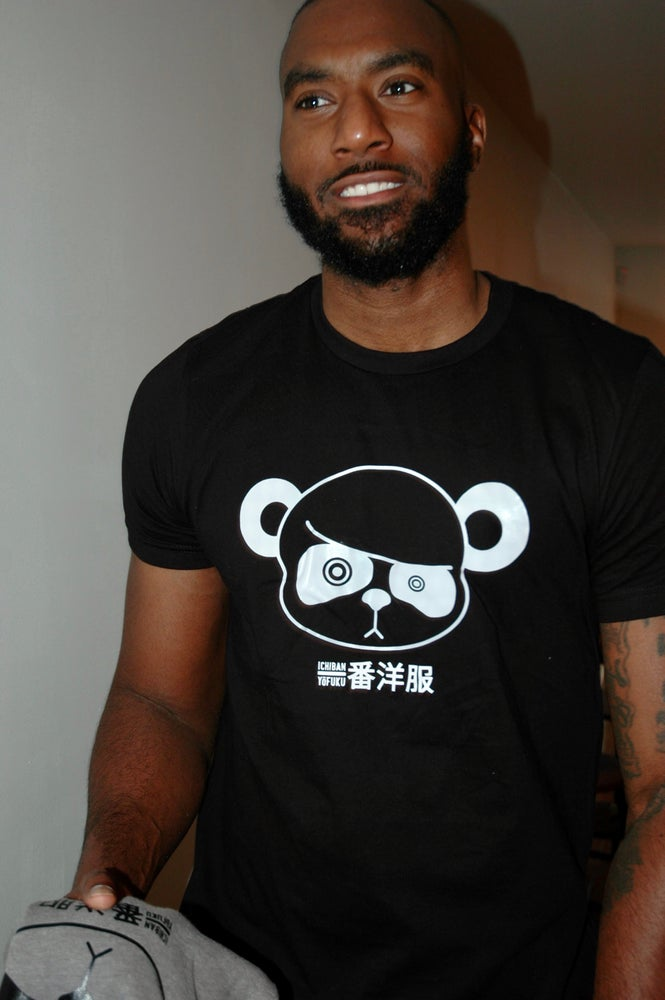 Image of KOI THE PANDA T-SHIRT
