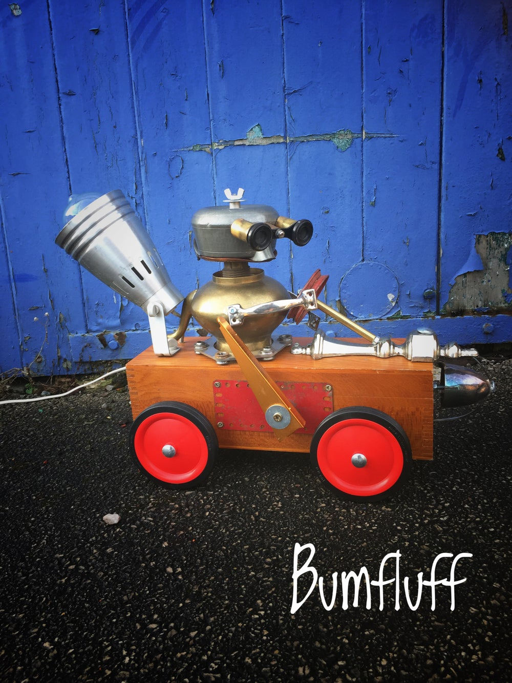 Image of Bumfluff