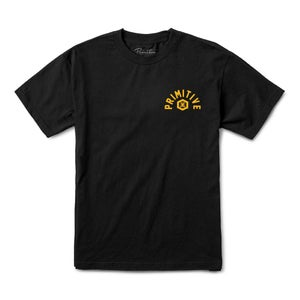 Image of PRIMITIVE x KIKKOMAN SOY T-SHIRT - BLACK