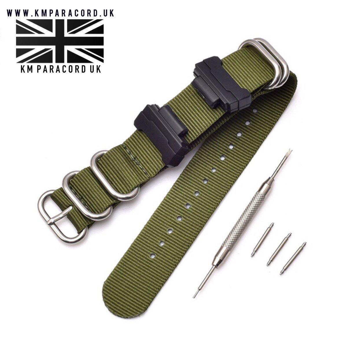 Image of KMP UK TACTICAL Nato Strap Adapter Kit