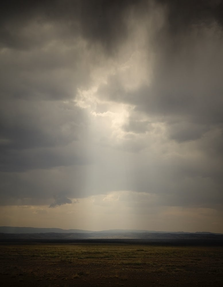 Image of The Sky Opened