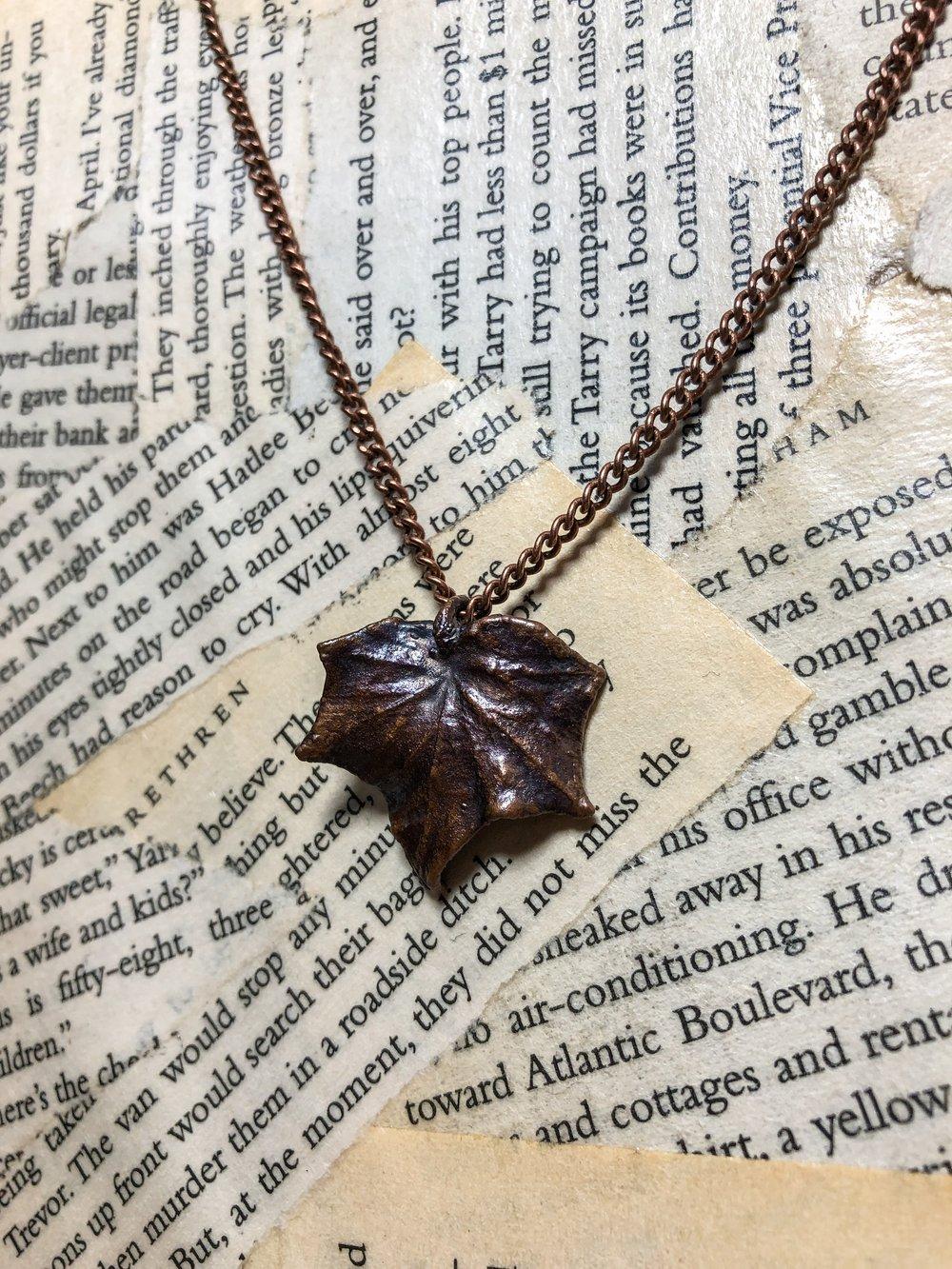Image of Ivy Leaf