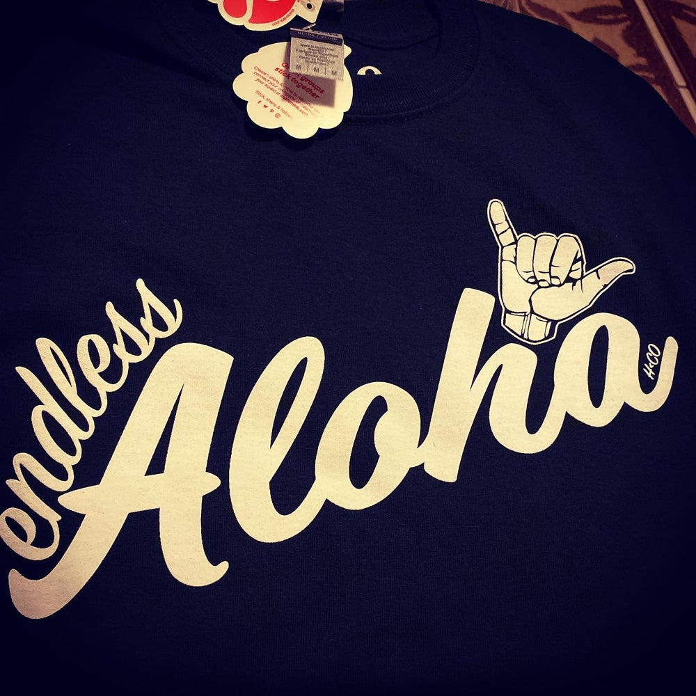 Endless Aloha Short Sleeve