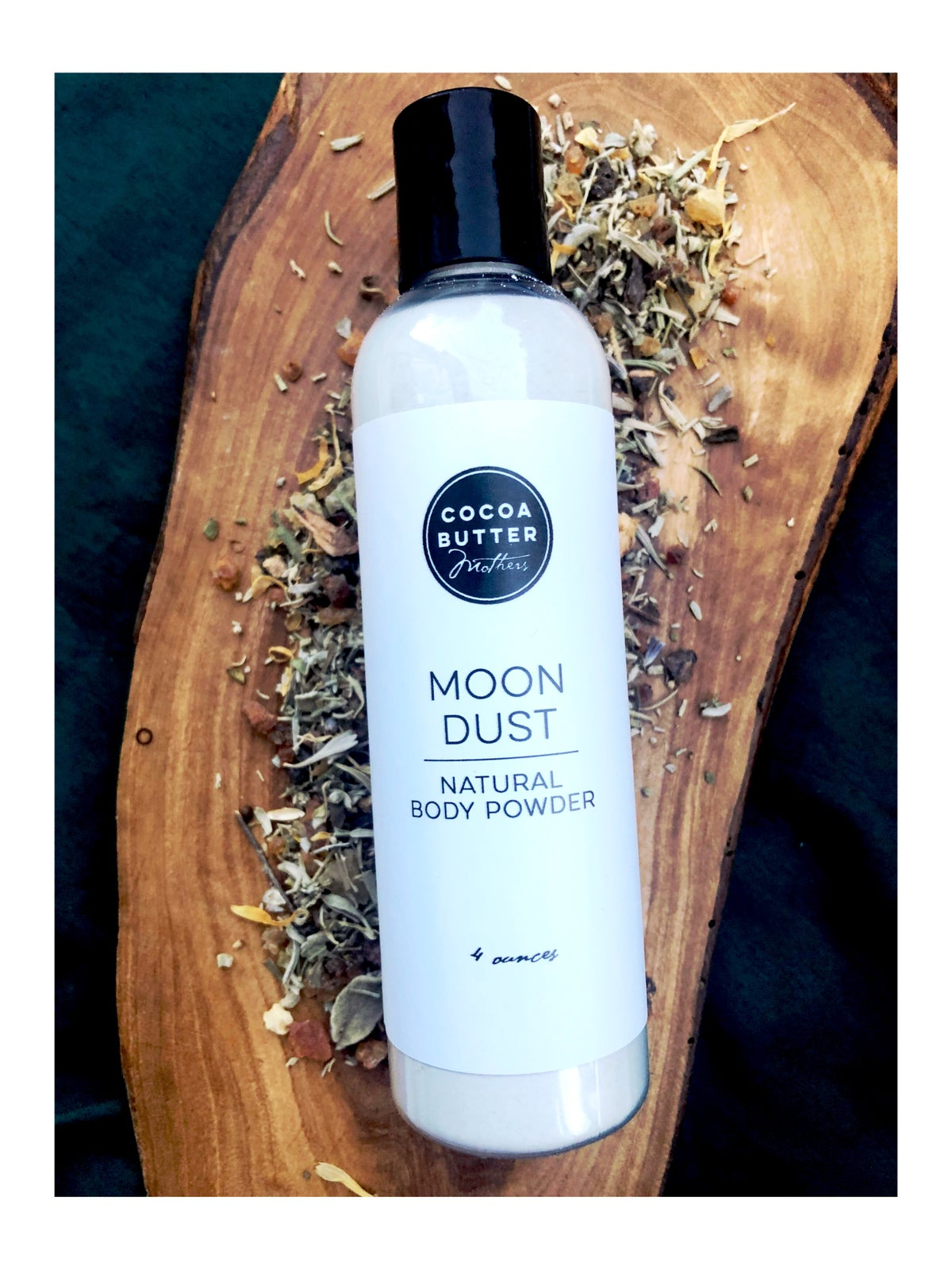 Image of 4oz Moon Dust Natural Body Powder